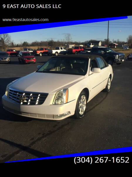 2006 Cadillac DTS for sale at 9 EAST AUTO SALES LLC in Martinsburg WV