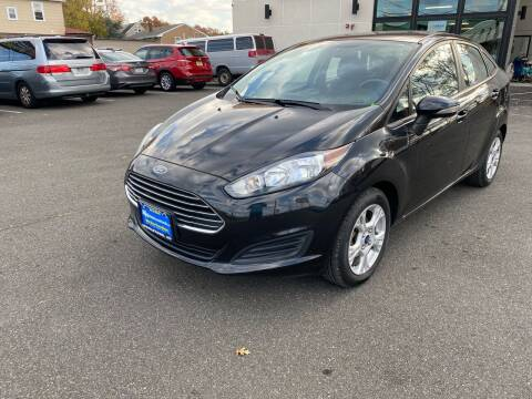 2014 Ford Fiesta for sale at MAGIC AUTO SALES in Little Ferry NJ