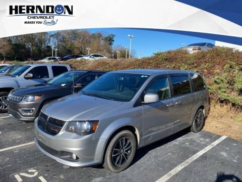 2018 Dodge Grand Caravan for sale at Herndon Chevrolet in Lexington SC