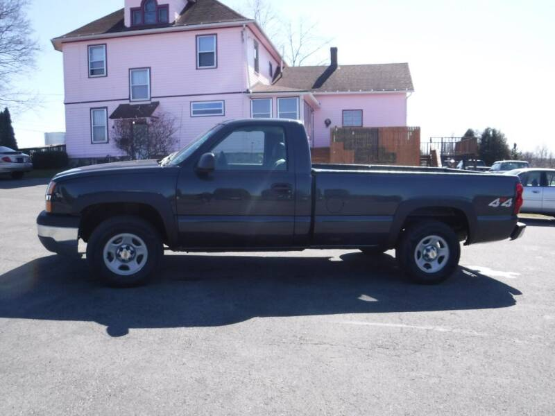 2003 Chevrolet Silverado 1500 for sale at Vicki Brouwer Autos Inc. in North Rose NY