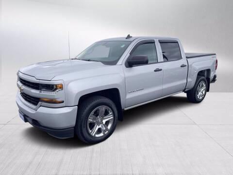 2018 Chevrolet Silverado 1500 for sale at Fitzgerald Cadillac & Chevrolet in Frederick MD