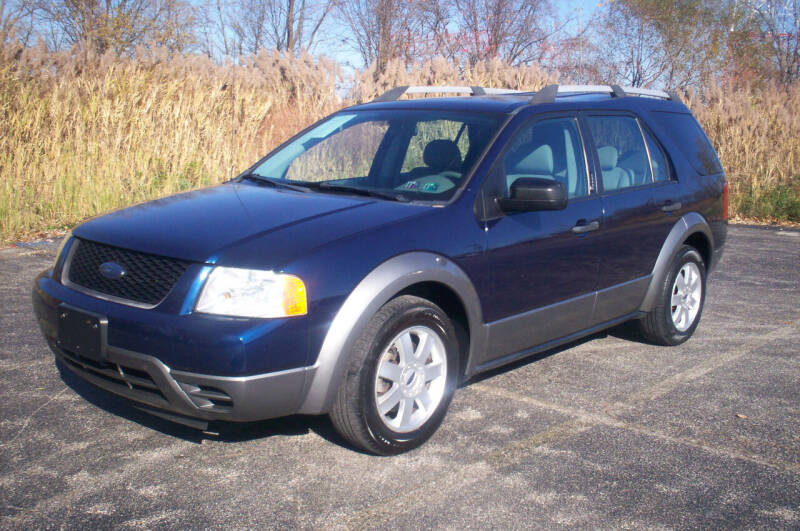 2006 Ford Freestyle for sale at Action Auto Wholesale - 30521 Euclid Ave. in Willowick OH