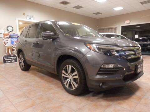 2016 Honda Pilot for sale at ABSOLUTE AUTO CENTER in Berlin CT