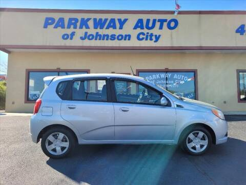 2011 Chevrolet Aveo for sale at PARKWAY AUTO SALES OF BRISTOL - PARKWAY AUTO JOHNSON CITY in Johnson City TN