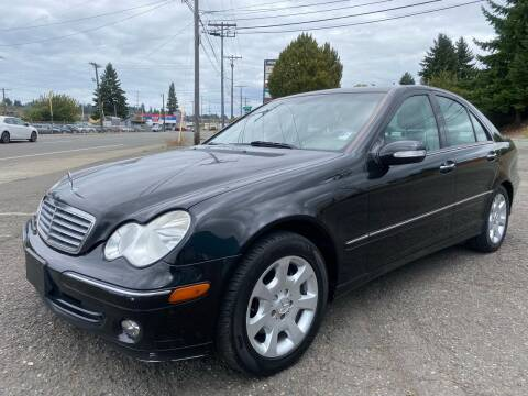2005 Mercedes-Benz C-Class for sale at South Tacoma Motors Inc in Tacoma WA