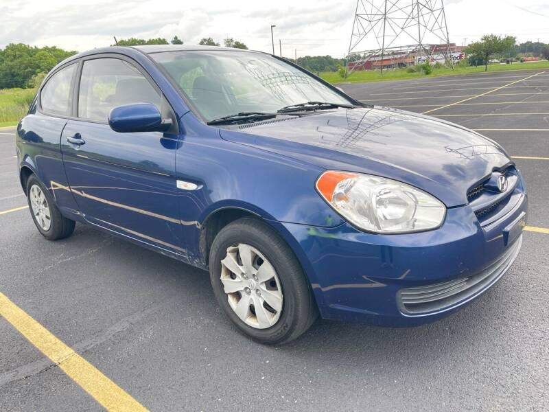 2011 Hyundai Accent for sale at Quality Motors Inc in Indianapolis IN