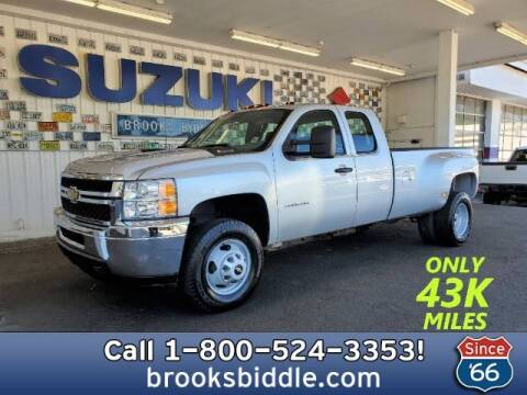 2013 Chevrolet Silverado 3500HD for sale at BROOKS BIDDLE AUTOMOTIVE in Bothell WA