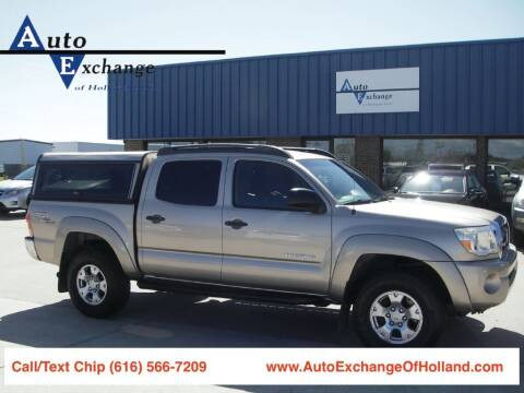 2005 Toyota Tacoma for sale at Auto Exchange Of Holland in Holland MI