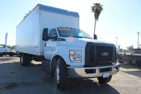 2016 Ford F-650 Super Duty for sale at Kingsburg Truck Center in Kingsburg CA