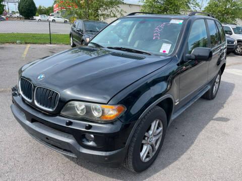 2005 BMW X5 for sale at Diana Rico LLC in Dalton GA