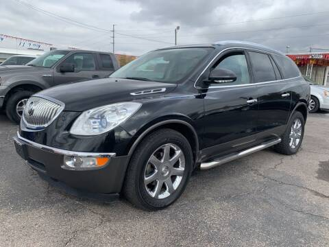 2008 Buick Enclave for sale at Robert B Gibson Auto Sales INC in Albuquerque NM