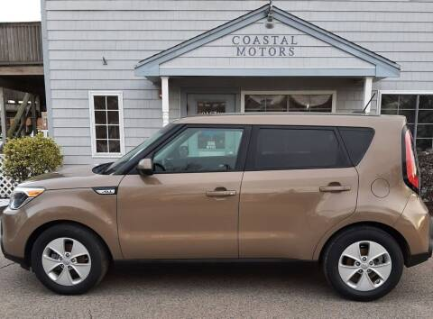 2016 Kia Soul for sale at Coastal Motors in Buzzards Bay MA