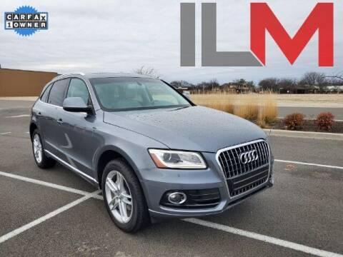 2013 Audi Q5 for sale at INDY LUXURY MOTORSPORTS in Fishers IN