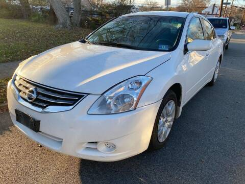 2012 Nissan Altima for sale at MFT Auction in Lodi NJ