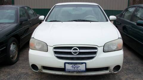 2003 Nissan Maxima for sale at Griffon Auto Sales Inc in Lakemoor IL