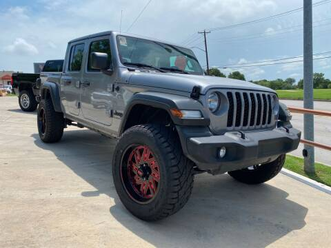 2020 Jeep Gladiator for sale at Speedway Motors TX in Fort Worth TX