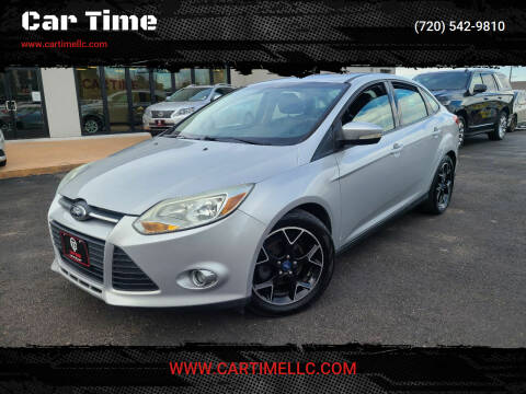 2013 Ford Focus for sale at Car Time in Denver CO