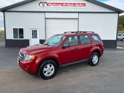 2010 Ford Escape for sale at Highway 9 Auto Sales - Visit us at usnine.com in Ponca NE