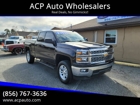 2014 Chevrolet Silverado 1500 for sale at ACP Auto Wholesalers in Berlin NJ