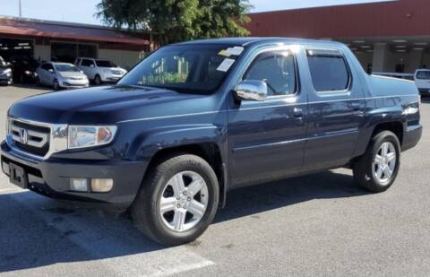 2010 Honda Ridgeline for sale at The Car Store in Milford MA