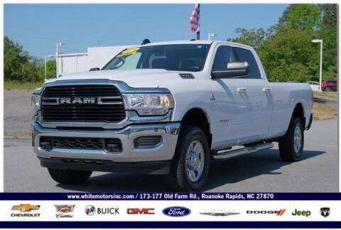2019 RAM Ram Pickup 3500 for sale at WHITE MOTORS INC in Roanoke Rapids NC