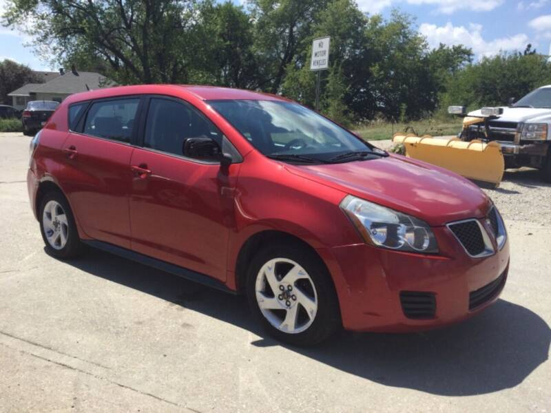 2009 Pontiac Vibe for sale at Sanders Auto Sales in Lincoln NE