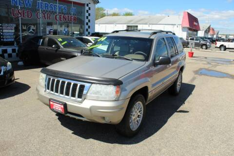 2004 Jeep Grand Cherokee for sale at Auto Headquarters in Lakewood NJ