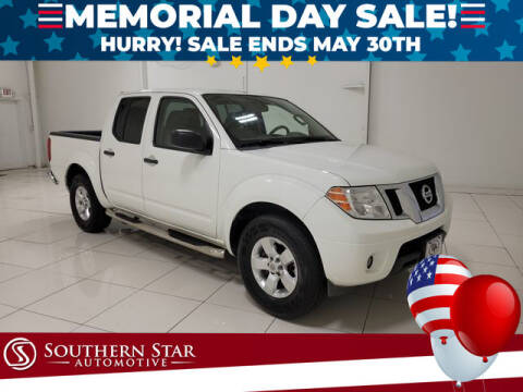2013 Nissan Frontier for sale at Southern Star Automotive, Inc. in Duluth GA