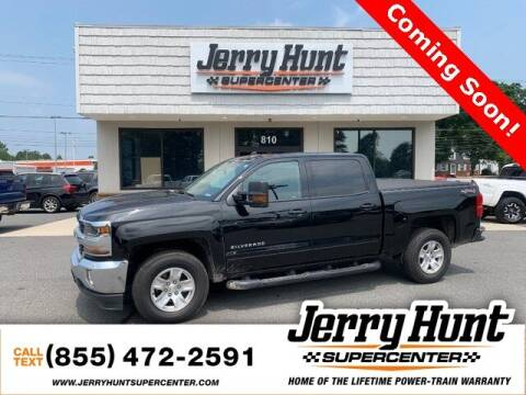 2017 Chevrolet Silverado 1500 for sale at Jerry Hunt Supercenter in Lexington NC