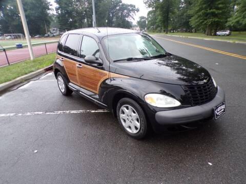 2002 Chrysler PT Cruiser for sale at TJS Auto Sales Inc in Roselle NJ