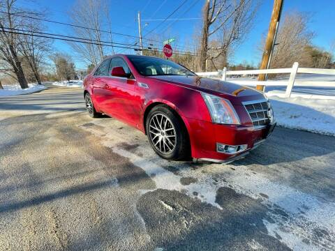 2008 Cadillac CTS for sale at ds motorsports LLC in Hudson NH