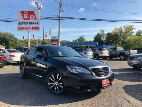 2012 Chrysler 200 for sale at KB Auto Mall LLC in Akron OH