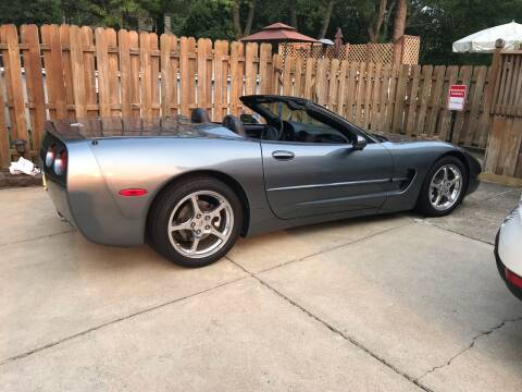 2003 Chevrolet Corvette for sale at Renaissance Auto Network in Warrensville Heights OH