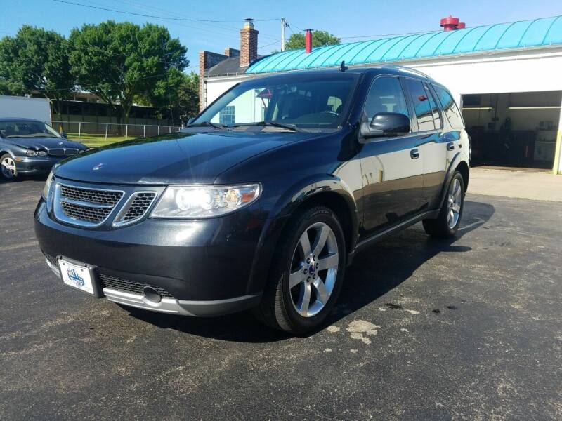 2008 Saab 9-7X for sale at THE AUTO SHOP ltd in Appleton WI