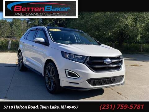 2016 Ford Edge for sale at Betten Baker Preowned Center in Twin Lake MI