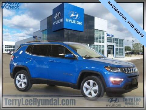 2018 Jeep Compass for sale at Terry Lee Hyundai in Noblesville IN