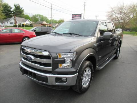 2015 Ford F-150 for sale at Lake County Auto Sales in Painesville OH