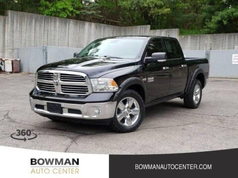 2014 RAM Ram Pickup 1500 for sale at Bowman Auto Center in Clarkston MI