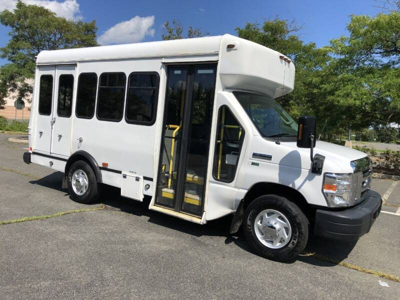 2014 Ford E-350 for sale at Major Vehicle Exchange in Westbury NY