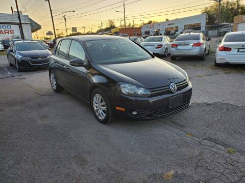 2013 Volkswagen Golf for sale at Green Ride Inc in Nashville TN