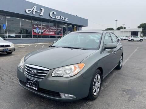 2010 Hyundai Elantra for sale at A1 Carz, Inc in Sacramento CA