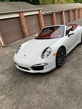 2014 Porsche 911 for sale at Keyser Autoland llc in Scranton PA