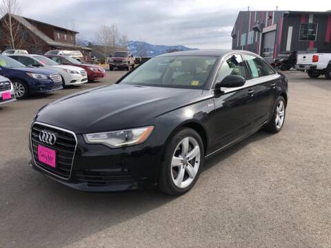 2012 Audi A6 for sale at Snyder Motors Inc in Bozeman MT