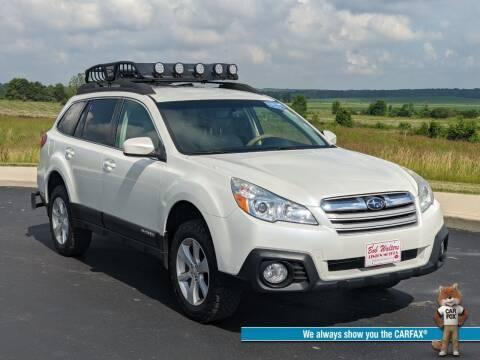 2013 Subaru Outback for sale at Bob Walters Linton Motors in Linton IN