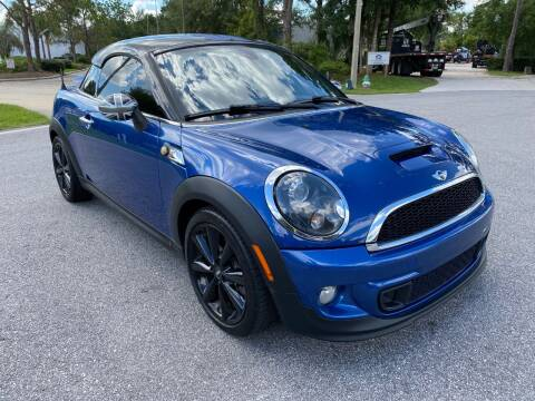 2013 MINI Coupe for sale at Global Auto Exchange in Longwood FL
