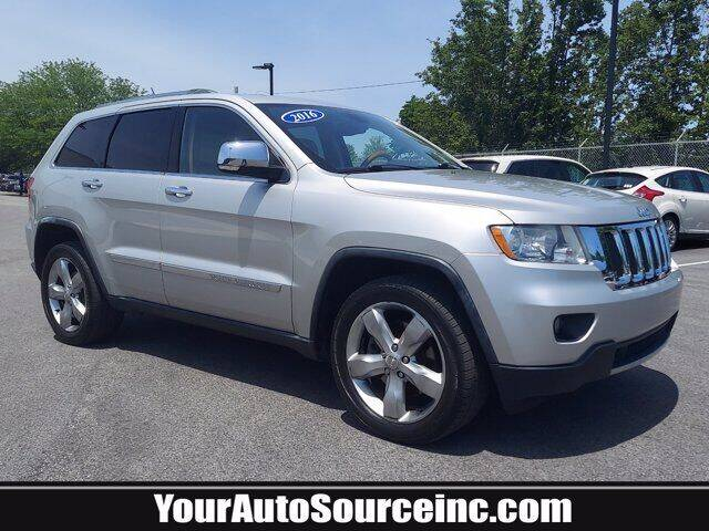 2011 Jeep Grand Cherokee for sale at Your Auto Source in York PA
