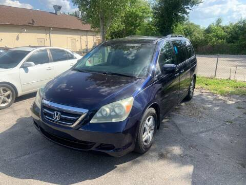 2006 Honda Odyssey for sale at Sensible Choice Auto Sales, Inc. in Longwood FL