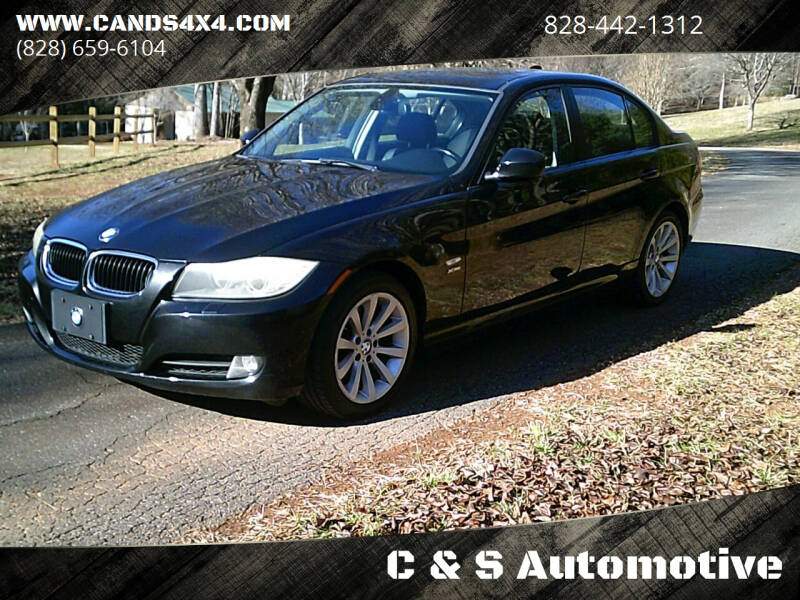 2011 BMW 3 Series for sale at C & S Automotive in Nebo NC