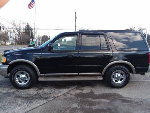 2002 Ford Expedition for sale at VENEZIA AUTO GROUP in East Palestine OH