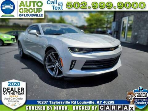 2017 Chevrolet Camaro for sale at Auto Group of Louisville in Louisville KY